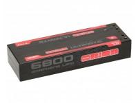 Baterías Lipo 2S 7,4V.